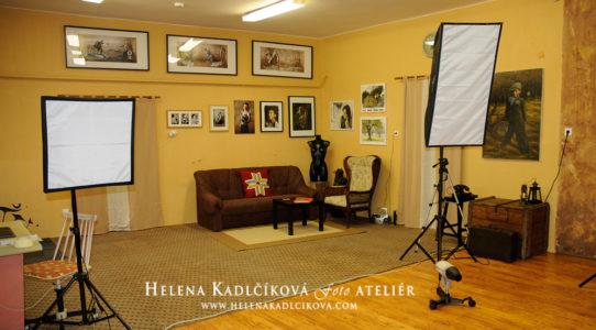 fotografie z fotoatelieru v Prostějově, Helena Kadlčíková