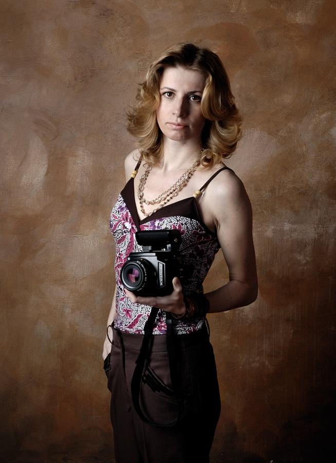 Helena Kadlčíková, fotografka